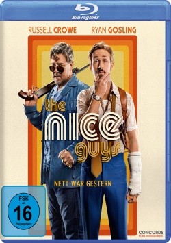 The Nice Guys – Blu-ray