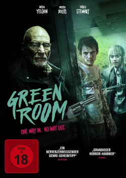 Green Room – DVD