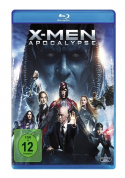 X-Men: Apocalypse – Blu-ray