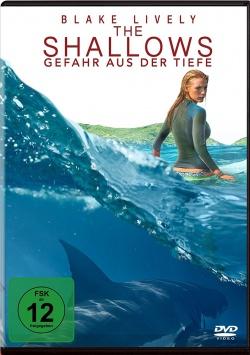 The Shallows – Gefahr aus der Tiefe - DVD