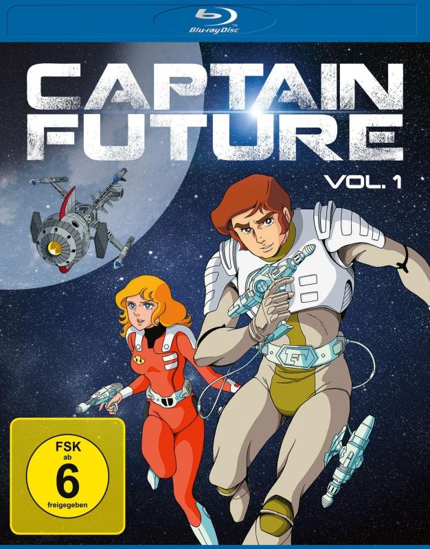 soundtrack captain future