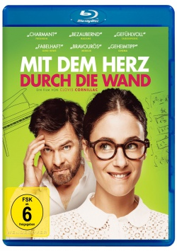Mit dem Herz durch die Wand – Blu-ray