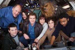 Dreharbeiten zum STAR WARS Han Solo Film sind gestartet