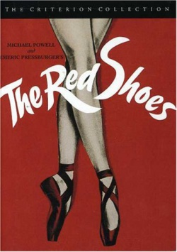Ein Künstlerfilm in Rot: THE RED SHOES (GB 1948)