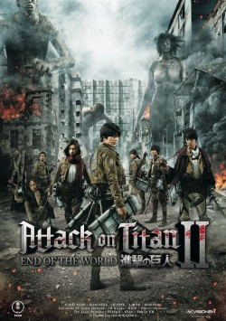 KAZÉ ANIME NIGHTS 2017 präsentieren: Attack on Titan II – End of the World