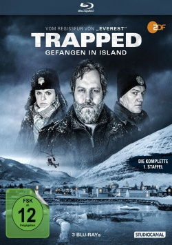 Trapped – Gefangen in Island– Blu-ray