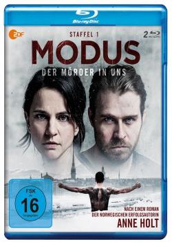 Modus – Der Mörder in uns – Staffel 1 – Blu-ray