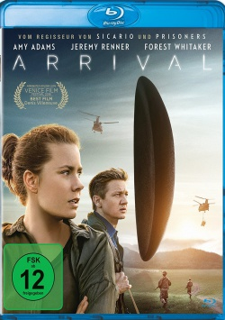 Arrival – Blu-ray
