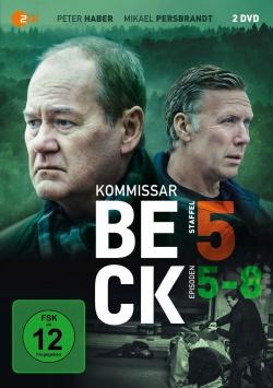 Kommissar Beck – Staffel 5, Episoden 5-8 - DVD