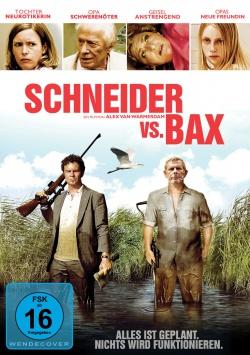 Schneider vs Bax – DVD