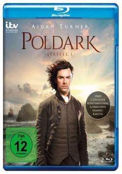 Poldark – Staffel 1– Blu-ray