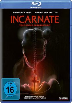 Incarnate - Teuflische Besessenheit – Blu-ray