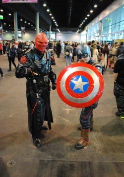 Die German ComicCon in Frankfurt – Ein Erlebnisbericht