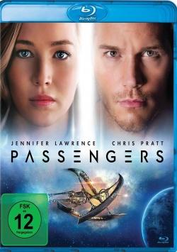 Passengers – Blu-ray