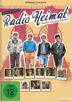 Radio Heimat - DVD