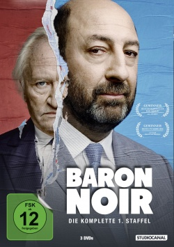 Baron Noir – Die komplette 1. Staffel - DVD