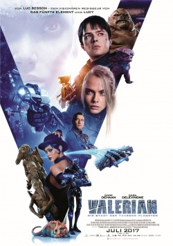 Valerian – Die Stadt der Tausend Planeten