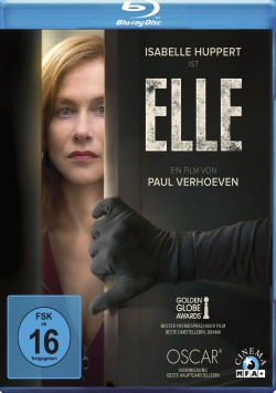 Elle – Blu-ray