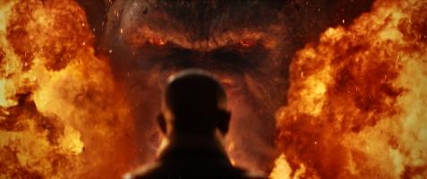 Kong: Skull Island – Blu-ray