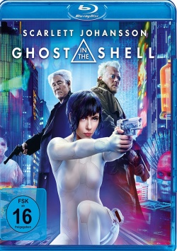 Ghost in the Shell – Blu-ray