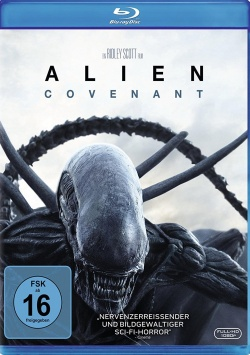 Alien: Covenant – Blu-ray
