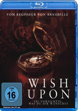 Wish Upon - Blu-ray