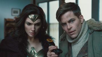 Wonder Woman – Blu-ray