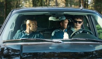 Baby Driver – Blu-ray