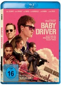 Baby Driver – Blu-ray