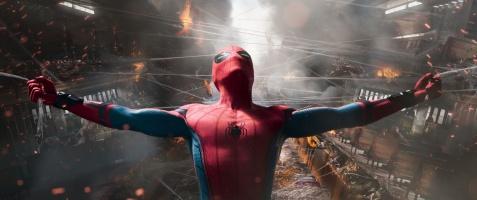 Spider-Man: Homecoming – Blu-ray