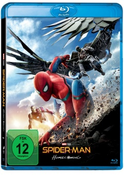Spider-Man: Homecoming – Blu-ray