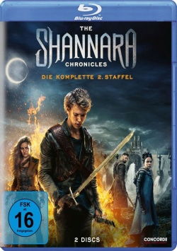 The Shannara Chronicles – Staffel 2 - Blu-Ray