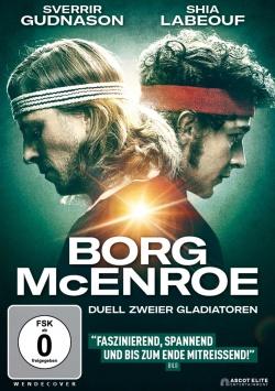 Borg / McEnroe – Duell zweier Gladiatoren - DVD