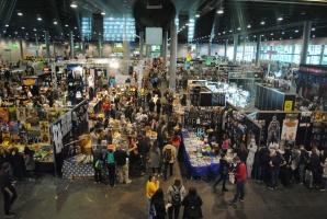Die German ComicCon kommt zum zweiten Mal nach Frankfurt