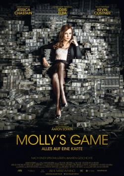 Molly`s Game – Alles auf eine Karte