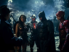 Justice League – Blu-ray