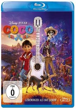 Coco – Lebendiger als das Leben! – Blu-ray