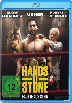 Hands of Stone - Blu-ray