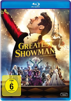 Greatest Showman – Blu-ray