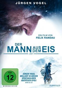 Der Mann aus dem Eis - DVD