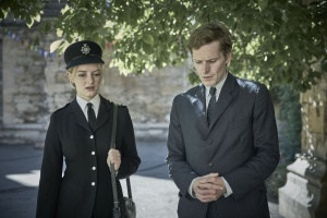 Der junge Inspektor Morse – Staffel 4 – DVD