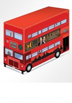 Lewis – Die Kult-Krimiserie als schöne Komplettbox