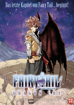 Die KAZÉ Anime Nights präsentiert Fairy Tail: Dragon Cry
