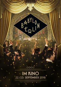 Tom Tykwers ausgezeichnete Serie BABYLON BERLIN kommt ins Kino