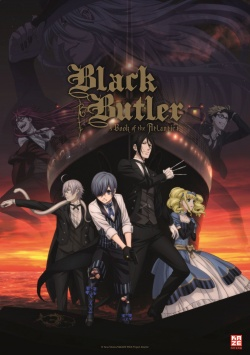 Die KAZÉ Anime Nights präsentieren Black Butler - Book of the Atlantic