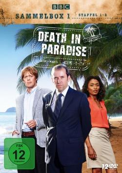 Death in Paradise – Die ersten drei Staffeln in einer Box