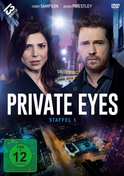 Private Eyes – Staffel 1 – DVD