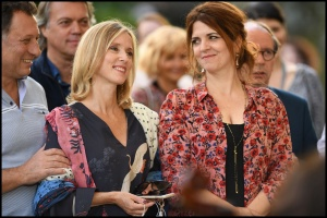Champagner und Macarons – Ein unvergessliches Gartenfest
