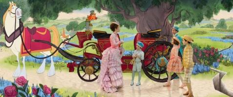 Mary Poppins` Rückkehr
