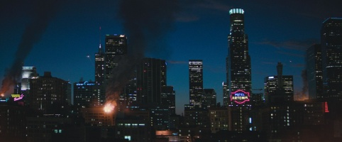 Hotel Artemis – Blu-ray